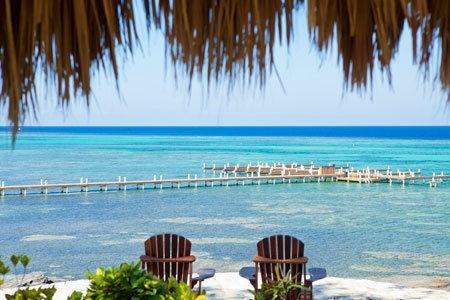 roatan paradise water view