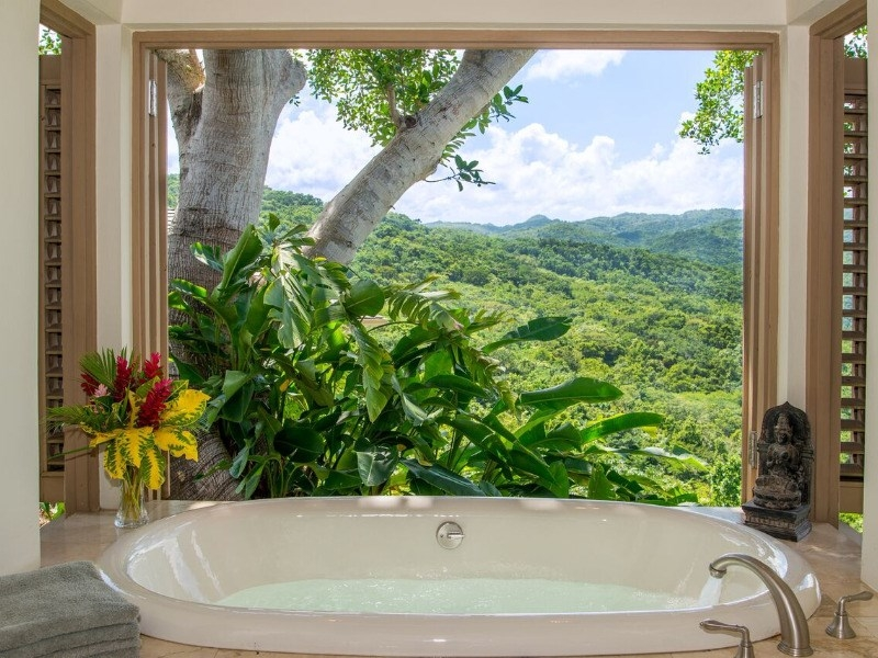 tropical view, bath, jamaica, montego bay