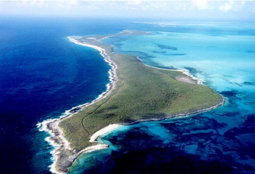 bonds cay island bahamas shakira