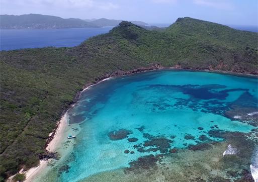 isle a quatre island svg