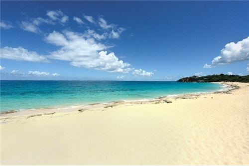 st martin, land, beach, sea, paradise, dream