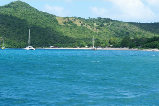 water view, sea, svg, st vincent and the grenadines