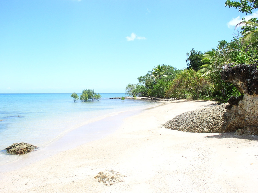 fiji, tivi island, island, beach, paradise