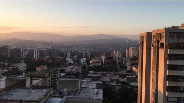 caracas, venezuela, cityscape, view