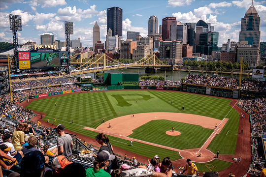 pittsburgh baseball field