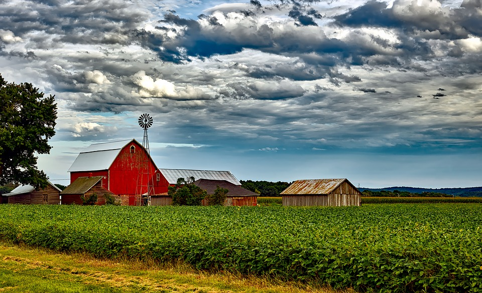 door county wisconsin farm