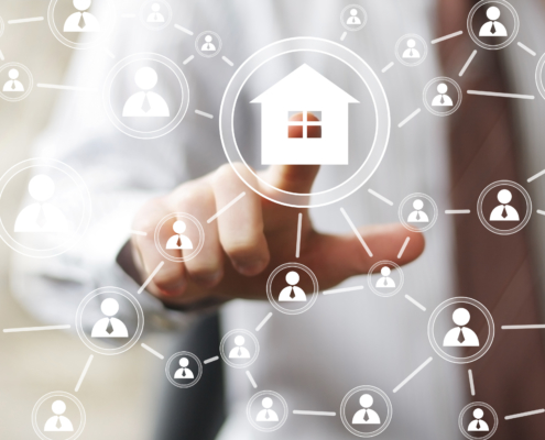home search web connect