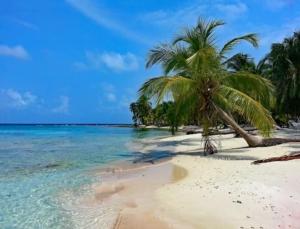 panama island paradise